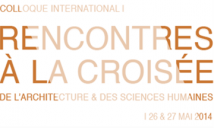 Colloque Architecture & Sciences humaines
